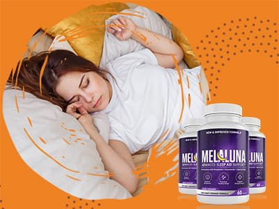 MelaLuna sleeping aid reviews, price and where to buy with discount
